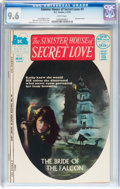 Bronze Age (1970-1979):Horror, Sinister House of Secret Love #3 (DC, 1972) CGC NM+ 9.6 Whitepages....