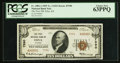 National Bank Notes:Kansas, Edna, KS - $10 1929 Ty. 2 The First NB Ch. # 7590. ...