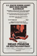 "Movie Posters:Thriller, Dead Pigeon on Beethoven Street (Emerson Film Enterprises, 1974). One Sheet (27"" X 41""). Thriller.. ..."