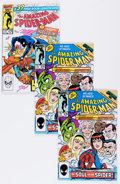 Modern Age (1980-Present):Superhero, The Amazing Spider-Man Group (Marvel, 1980-91) Condition: AverageNM-.... (Total: 72 Comic Books)