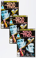 Modern Age (1980-Present):Science Fiction, Star Trek #1/Star Wars Annual #1 Group (Marvel, 1979-80) Condition:Average NM-.... (Total: 11 Comic Books)
