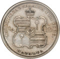 Coins of Hawaii: , 1883 50C Hawaii Half Dollar--Cleaned--ANACS. AU55 Details. NGC Census: (27/142). PCGS Population (40/204). Mintage: 700,000...