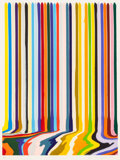 Prints, IAN DAVENPORT (British, b. 1966). Etched Lines: Thirty Five, 2008. Etching on paper. 27-1/4 x 20-1/2 inches (69.2 x 52.1...