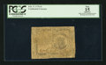 Colonial Notes:Continental Congress Issues, Continental Currency February 17, 1776 $1 PCGS Apparent Fine 15.....