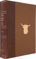 Miscellaneous:Ephemera, James W. Freeman, editor. Prose and Poetry of the Live StockIndustry of the United States....