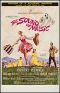 "Movie Posters:Academy Award Winners, The Sound of Music (20th Century Fox, 1965). One Sheet (27"" X 41""),Academy Awards Style. Musical.. ..."