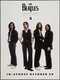 "Movie Posters:Rock and Roll, The Beatles: Anthology 3 (Apple Corps., 1996). Album Poster (36"" X48""). Rock and Roll.. ..."