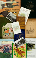 Books:Children's Books, [Children's Literature]. Group of Eleven Items and/or BooksRelating to Children's Literature. Various publishers and dates....(Total: 11 Items)