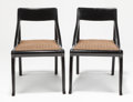 Post-War & Contemporary, RICHARD RIEMERSCHMID (German, 1868-1957). Music Room Chair(set of two), designed 1899, produced by Jack Lenor Larse...(Total: 2 Items)