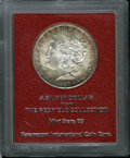 Additional Certified Coins: , 1887-S $1 Morgan Dollar MS65 Paramount International (MS61). Ex:Redfield. Beautiful orange a...