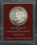 Additional Certified Coins: , 1887-S $1 Morgan Dollar MS65 Paramount International (MS63). Ex: Redfield. A peripherally ton...