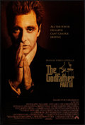 "Movie Posters:Crime, The Godfather Part III (Paramount, 1990). One Sheets (2) (27"" X 40"") DS Regular & Advance. Crime.. ... (Total: 2 Items)"