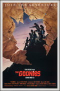 "Movie Posters:Adventure, The Goonies (Warner Brothers, 1985). One Sheet (27"" X 41"") Style B.Adventure.. ..."