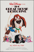 """Movie Posters:Animation, The Great Mouse Detective (Buena Vista, 1986). One Sheet (27"""" X41""""). Animation.. ..."""