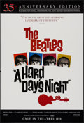 """Movie Posters:Rock and Roll, A Hard Day's Night (Miramax, R-1999). One Sheet (27"""" X 40"""") DSAdvance. Rock and Roll.. ..."""