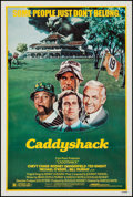 """Movie Posters:Comedy, Caddyshack (Orion, 1980). One Sheet (27.25"""" X 40.5""""). Comedy.. ..."""