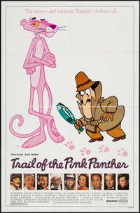 "Trail of the Pink Panther (United Artists, 1982). One Sheet (27"" X 41""). Comedy"