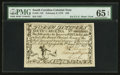 Colonial Notes:South Carolina, South Carolina February 8, 1779 $40 PMG Gem Uncirculated 65 EPQ.....