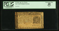 Colonial Notes:New York, New York August 13, 1776 $3 PCGS Apparent Extremely Fine 40.. ...