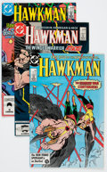Modern Age (1980-Present):Superhero, Hawkman (2nd Series) Short Box Group (DC/ICG, 1986-87) Condition:Average NM-....