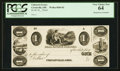 Obsoletes By State:Ohio, Circleville, OH - Unknown Issuer $1 Unique Proof. ...
