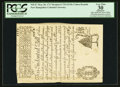 Colonial Notes:New Hampshire, Cohen Reprint New Hampshire May 20, 1717 Redated 1729 £3 10s PCGSApparent Very Fine 30.. ...