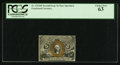 Fractional Currency:Second Issue, Fr. 1232SP 5¢ Second Issue Narrow Margin Face PCGS Choice New 63.. ...