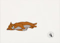 Animation Art:Production Cel, The Aristocats Thomas O'Malley Production Cel (Walt Disney,1970)....