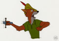 Animation Art:Production Cel, Robin Hood Robin Production Cel (Walt Disney, 1973)....