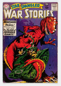 Star Spangled War Stories #90 (DC, 1960) Condition: VG