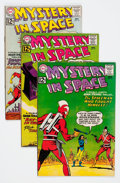 Silver Age (1956-1969):Science Fiction, Mystery in Space Group (DC, 1962-64).... (Total: 11 Comic Books)