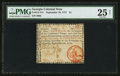 Colonial Notes:Georgia, Georgia September 10, 1777 $1 PMG Very Fine 25 Net.. ...
