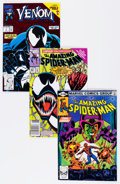 Modern Age (1980-Present):Superhero, Amazing Spider-Man Related Group (Marvel, 1980-94) Condition:Average NM-....