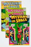 Silver Age (1956-1969):Science Fiction, Mystery in Space Group (DC, 1964-66) Condition: Average VF+....(Total: 15 Comic Books)