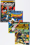 Bronze Age (1970-1979):Miscellaneous, Comic Books - Assorted Bronze and Modern Age Comics Box Lot(Various Publishers, 1970s-'80s) Condition: Average VF....