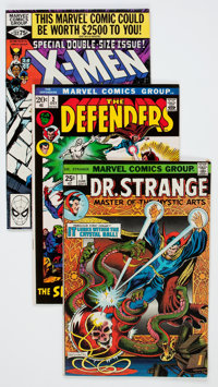 Marvel Silver-Modern Age Comics Box Lot (Marvel, 1960s-90s) Condition: Average FN.... (Total: 3 Box Lots)