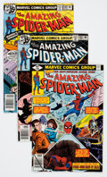 Modern Age (1980-Present):Superhero, The Amazing Spider-Man Box Lot (Marvel, 1979-81) Condition: AverageNM.... (Total: 2 Box Lots)
