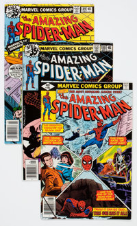 The Amazing Spider-Man Box Lot (Marvel, 1979-81) Condition: Average NM.... (Total: 2 Box Lots)