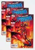 Modern Age (1980-Present):Superhero, The Amazing Spider-Man #431 Group (Marvel, 1998) Condition: NM-....(Total: 10 Comic Books)