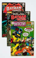 Silver Age (1956-1969):Superhero, Detective Comics Group (DC, 1965-71) Condition: Average FN.... (Total: 36 Comic Books)