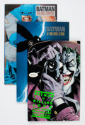 Modern Age (1980-Present):Superhero, The Killing Joke and Dark Knight Returns Group (DC, 1986-88)Condition: Average VF/NM.... (Total: 25 Comic Books)