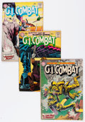 Golden Age (1938-1955):War, G.I. Combat Group (Quality/DC, 1954-57).... (Total: 5 Comic Books)