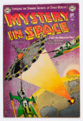 Golden Age (1938-1955):Science Fiction, Mystery in Space #15 (DC, 1953) Condition: FN+....