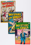 Golden Age (1938-1955):Science Fiction, Mystery in Space Group (DC, 1952-54) Condition: Average VG+....(Total: 7 Comic Books)