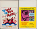 "Movie Posters:Adventure, Viva Maria! & Other Lot (United Artists, 1966). Window Cards(2) (14"" X 22""). Adventure.. ... (Total: 2 Items)"