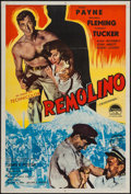 """Movie Posters:Adventure, Crosswinds (Paramount, 1951). Argentinean Poster (29"""" X 43"""").Adventure.. ..."""
