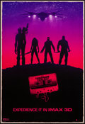 "Movie Posters:Science Fiction, Guardians of the Galaxy (Walt Disney Pictures, 2014). IMAX Poster(12"" X 16""). Science Fiction.. ..."