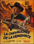 "Movie Posters:Western, Ride Lonesome (Etoile, 1969). First Release French Grande (46"" X60""). Western.. ..."