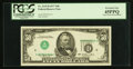 Error Notes:Inverted Third Printings, Fr. 2119-D $50 1977 Federal Reserve Note. PCGS Extremely Fine45PPQ.. ...