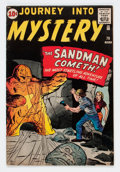 Silver Age (1956-1969):Science Fiction, Journey Into Mystery #70 (Marvel, 1961) Condition: FN-....